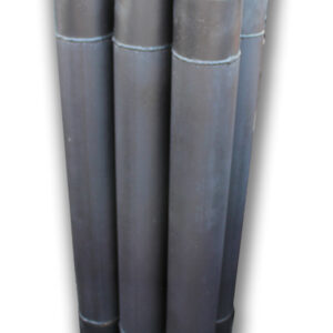 Дымоход стальной 1 м Ф114
