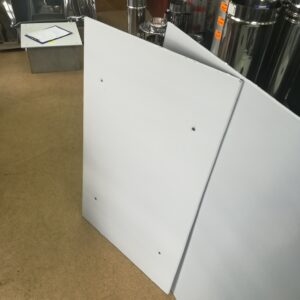 Экран защитный (430/0,5мм) 600*1000
