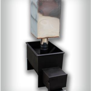 Печь банная Очаг-14к  с горловиной