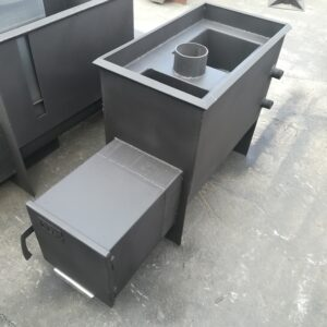 Печь банная ПБО-18МСГ с теплооб.